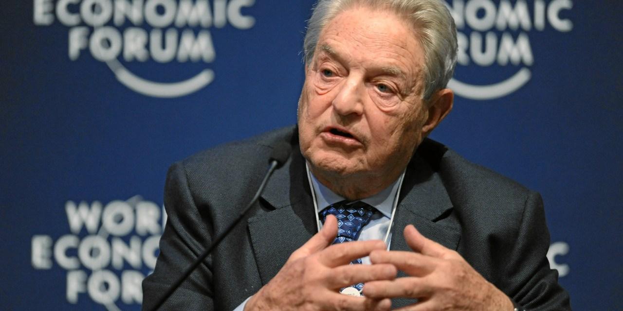 A Davos, George Soros attaque la Chine