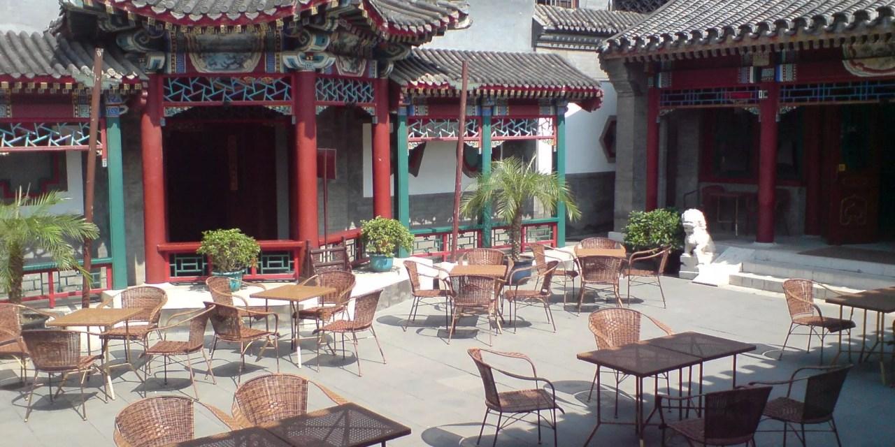 Siheyuan, maisons traditionnelles à cour intérieure