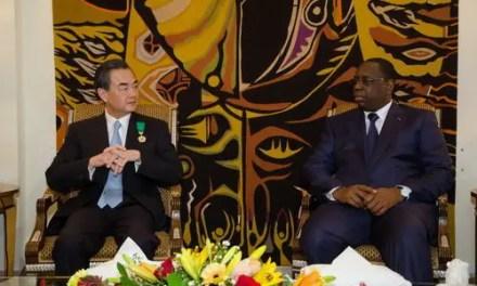 La Chine et le Sénégal renforcent leur partenariat