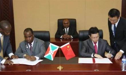 La Chine offre un palais présidentiel au Burundi