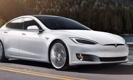 Explosion d'une voiture Tesla à Shanghai