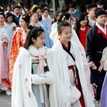 Le «Mouvement du Hanfu» est en place