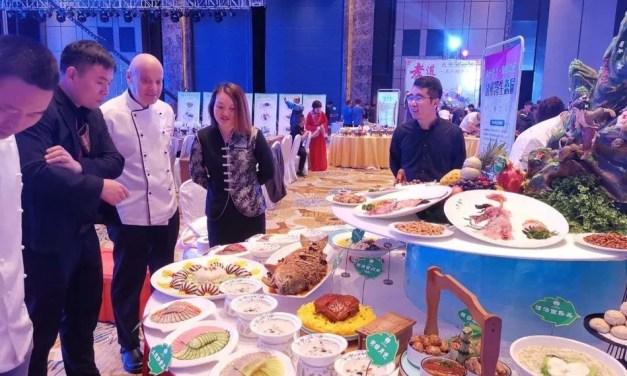 La gastronomie de Xi'an a rayonné au Festival de l'artisanat alimentaire