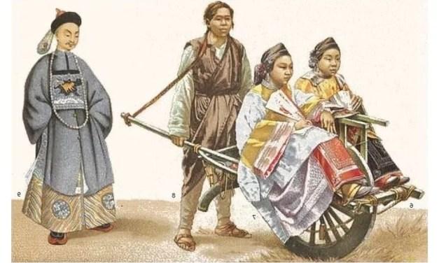 La monarchie héréditaire chinoise