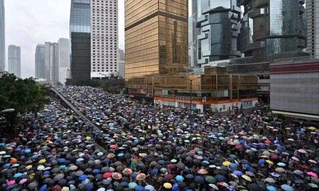 Beijing rappelle Washington à l'ordre sur Hong Kong