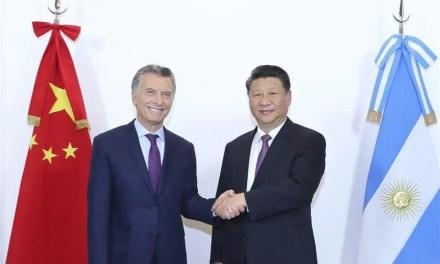 La Chine et l'Argentine consolident les relations bilatérales