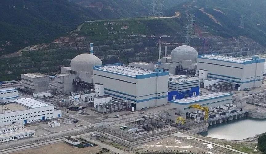 La Chine admet un incident mineur dans sa centrale nucléaire