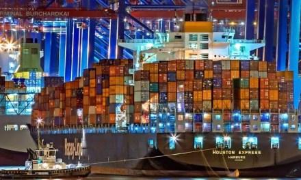 Hausse du commerce extérieur sur neuf mois