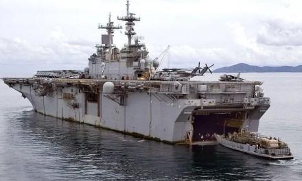 Exercices navals entre la Chine, la Russie et l'Iran