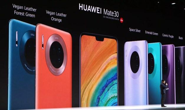 Huawei développe HarmonyOS pour ses smartphone