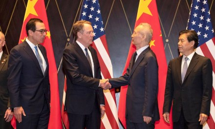 Liu He signera l'accord sino-américain mi-janvier.