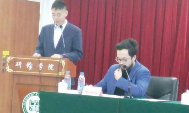 Fin du Séminaire de formation des journalistes centrafricains à Beijing