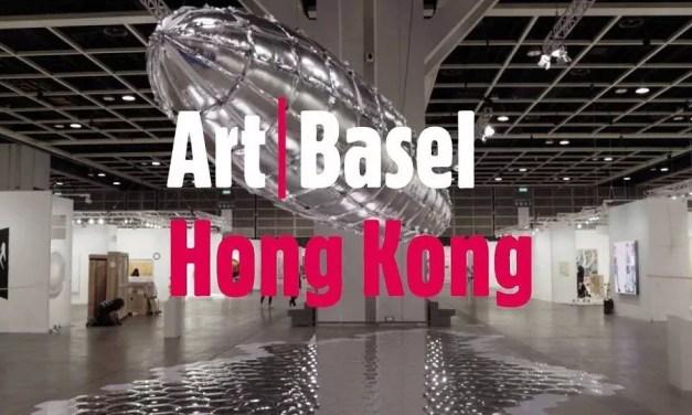 Hong Kong annule sa foire d'art contemporain Art Basel