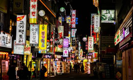 État d'urgence en Corée du sud