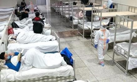 Le Wuhan installe deux nouveaux hôpitaux militaires