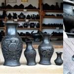 La poterie noire tibétaine