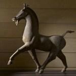 Le cheval de Ferghana ou cheval céleste