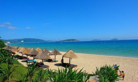 Hainan promeut pour ramener les touristes occidentaux en Chine