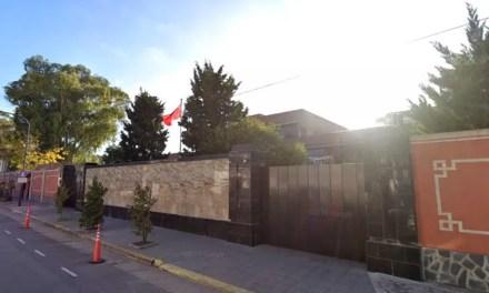 L'ambassade de Chine à Buenos Aires attaqué