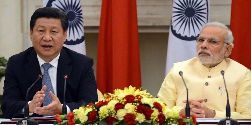 Si l'Inde et la Chine ne s'entendent cela pourrait dégénérer