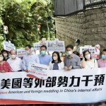 1,65 million de hongkongais signent une pétition contre l'ingérence américaine