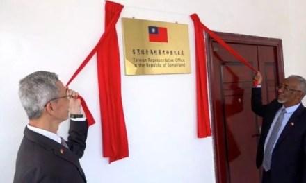 Taïwan ouvre une représentation diplomatique au Somaliland
