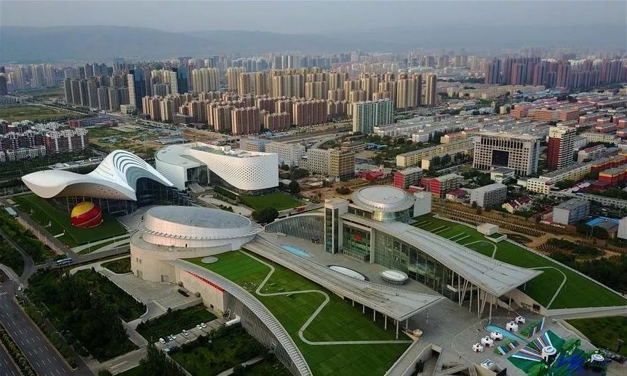Hohhot, ville verte de Mongolie intérieure