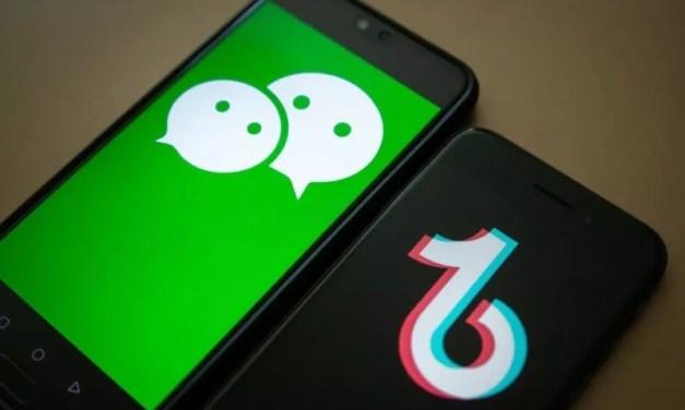 Donald Trump demande l'interdiction de l'application WeChat