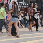 Hausse de la démographie et aggravation du vieillissement de la population en Chine