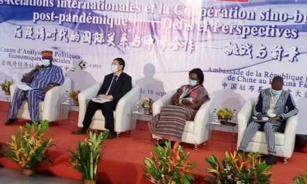Seydou Zagré, «le Burkina est en phase avec la Chine…»