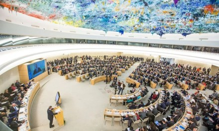 La Chine élue au Conseil des droits de l'homme