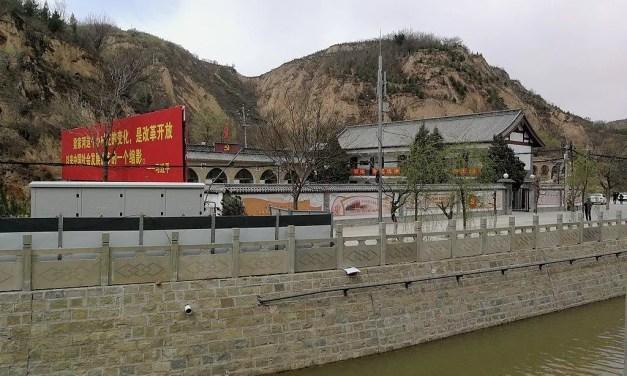 Musée de Liangjiahe en hommage à Xi Jinping