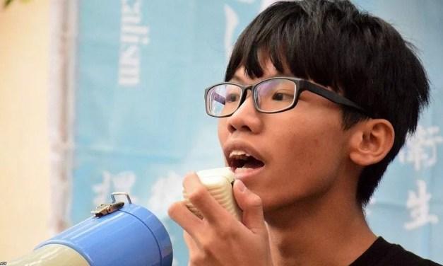 Première inculpation en vertu de la loi sur la sécurité à Hong Kong