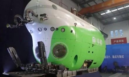 Un nouveau submersible va s'attaquer à la fosse des Mariannes