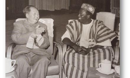 Relations sino-maliennes : la diplomatie des peuples