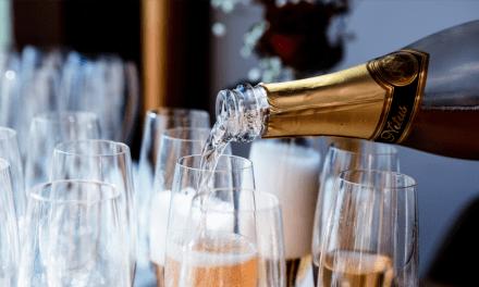 En Chine, le champagne est peu consommé