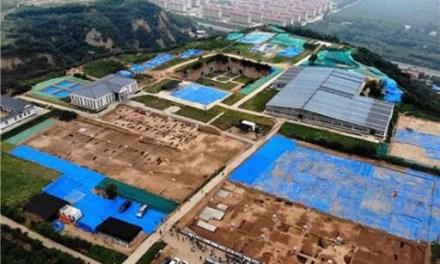 Le plus ancien palais de Chine découvert dans le Henan