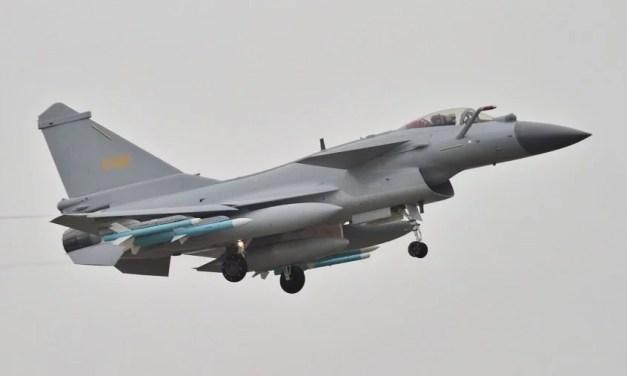 Présence record d'avions militaires chinois à Taïwan