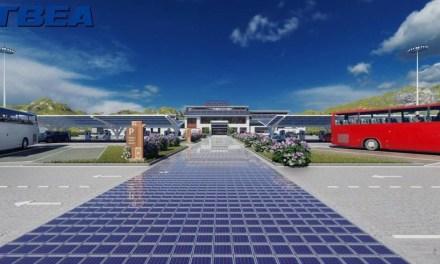 TBEA Cloud a achevé la planification du premier projet de démonstration «PV + autoroute»