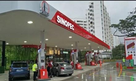 Le prix du pétrole raffiné en Chine affiche «huit hausses consécutives »