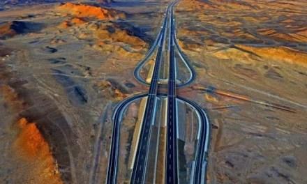 Les routes spectaculaires de Chine