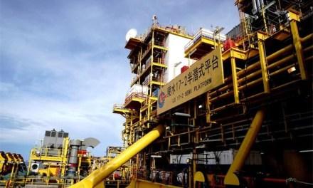 Mise en production du plus grand champ gazier en eaux profondes de Chine