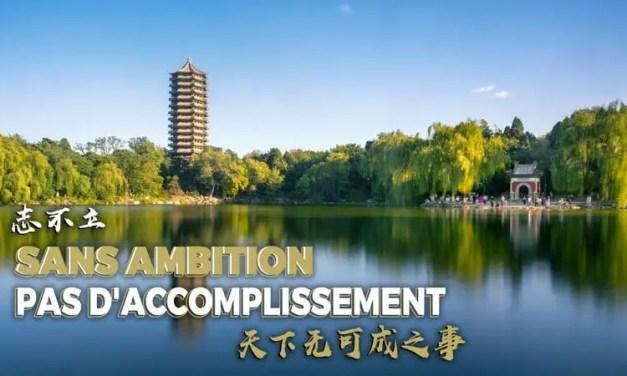 «Qu'y a-t-il derrière les grandes ambitions de la jeunesse chinoise?»