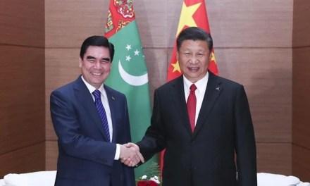 Le Turkménistan a remboursé sa dette à la Chine pour un gazoduc