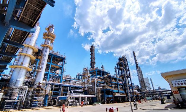 Sinopec lance le premier projet de captage de mégatonnes de carbone