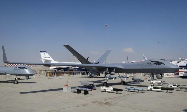 Des drones au secours de la province du Henan pour rétablir les services téléphoniques