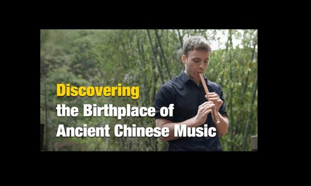 China Matters explore le berceau de la musique chinoise ancienne