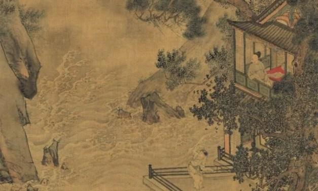 Exposition Moines et lettrés des dynasties Ming et Qing au Musée Cernuschi