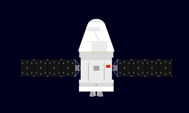 La Chine va créer des vaisseaux spatiaux de plusieurs kilomètres de large