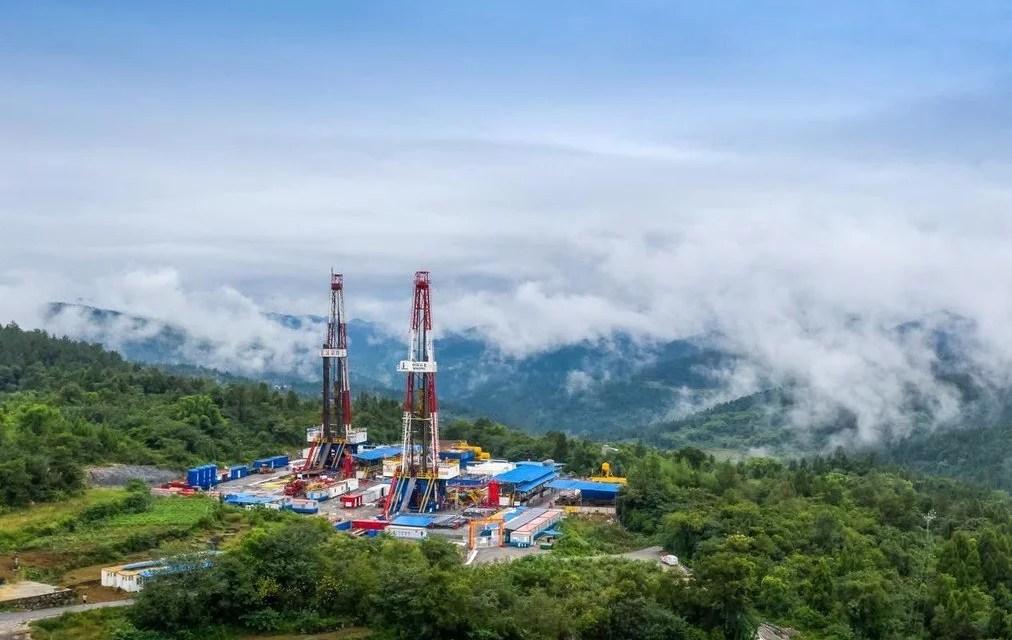 Le champ de gaz de schiste de Sinopec établit un nouveau record de production